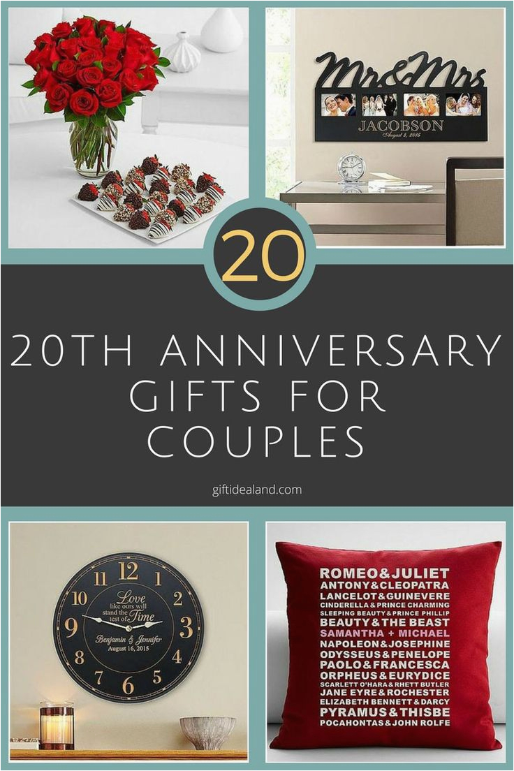 Birthday Gifts for Him 20th 1000 Images About Anniversary Gifts On Pinterest
