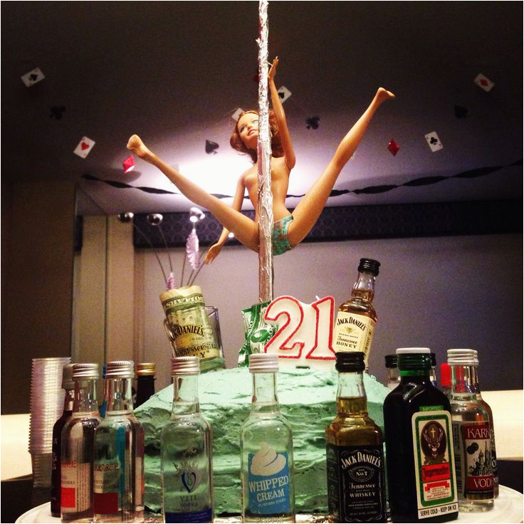 Birthday Gifts for Him 21 Little Brothers 21st Birthday Cake We Likes to Party