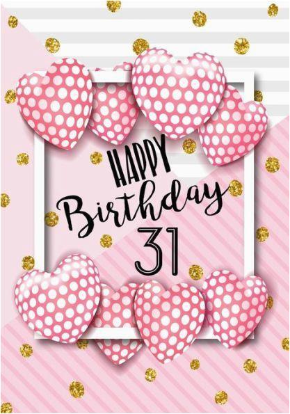 Birthday Gifts for Him 31 Happy Birthday 31 Birthday Gifts for Her Birthday