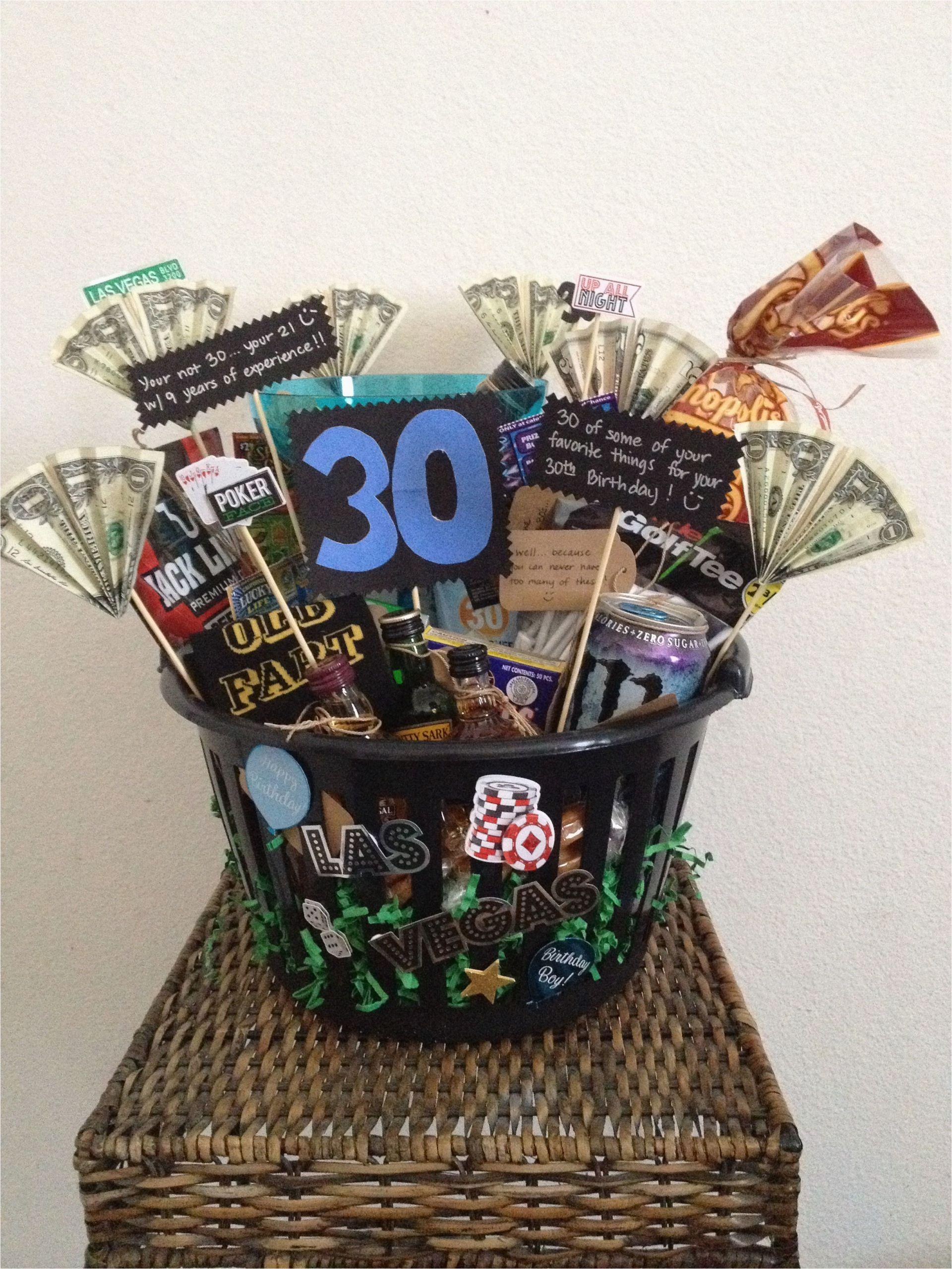 30th male birthday gift ideas