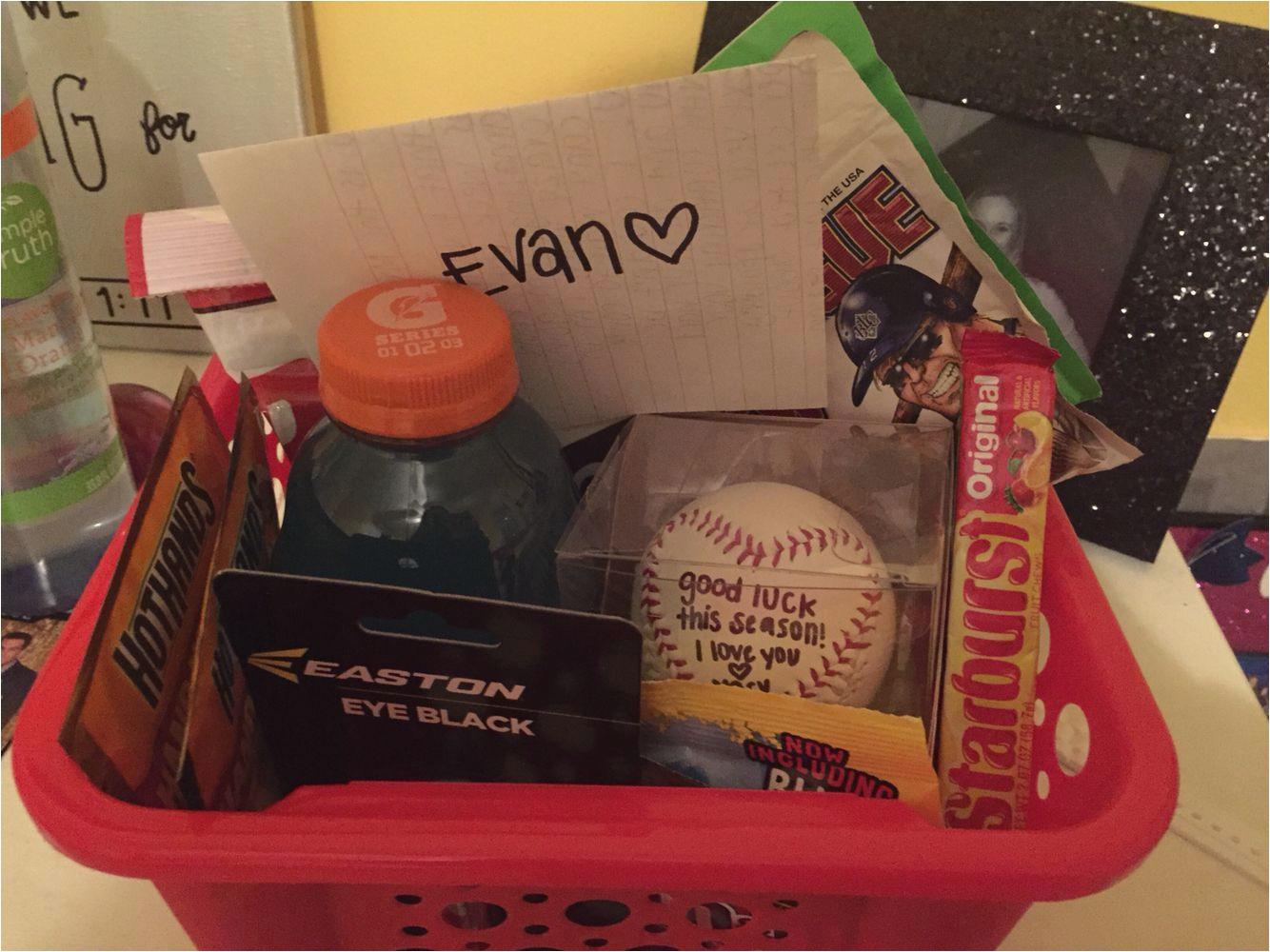 baseball birthday gifts for him