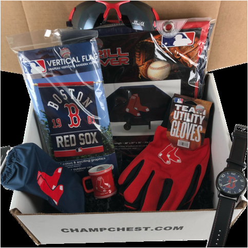 boston red sox champ chest 2