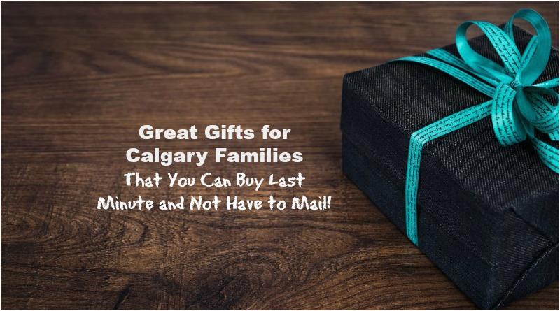 calgary family christmas gift guide