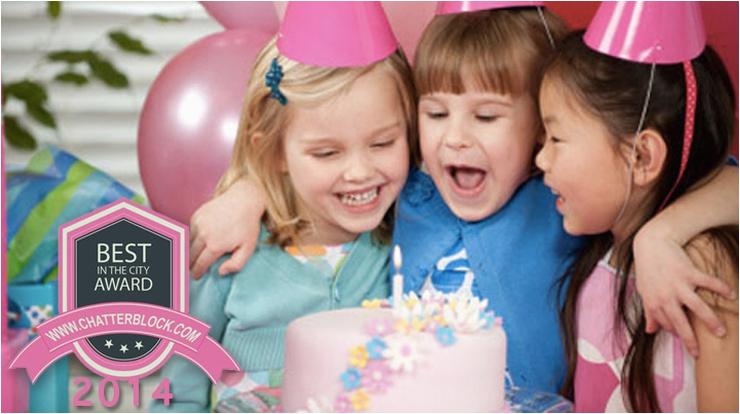 kids birthday party ideas in calgary