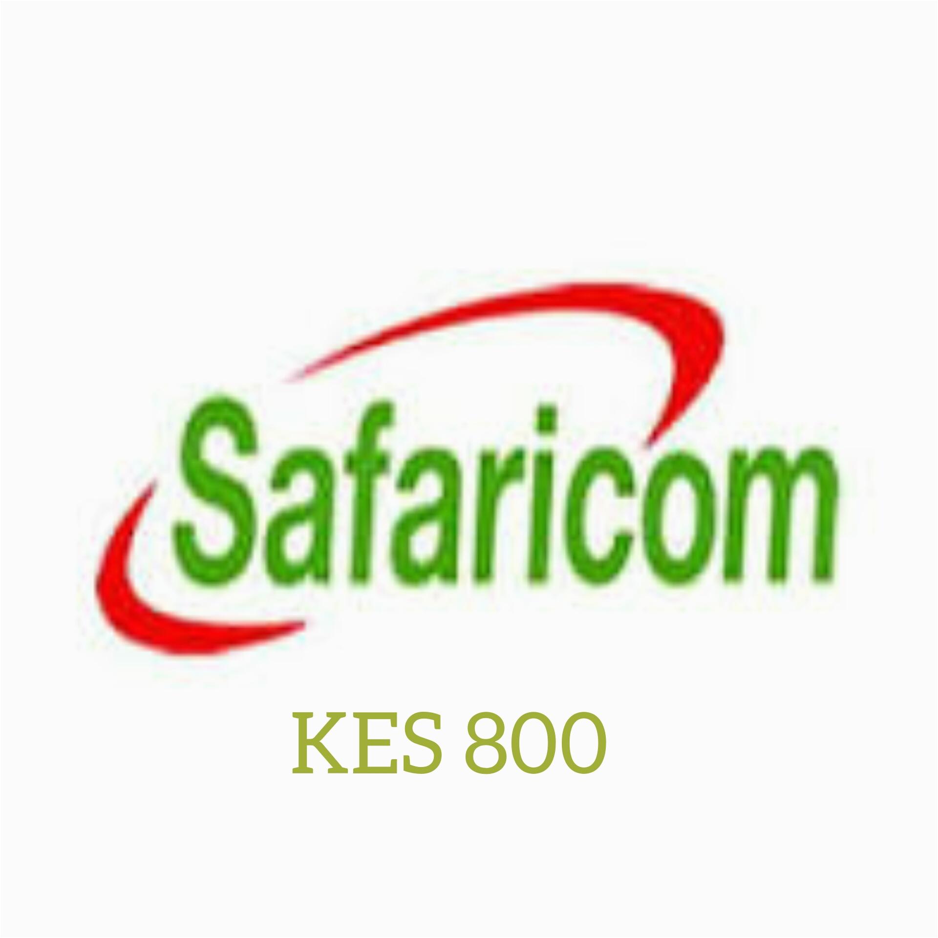 safaricom kenya mobile card