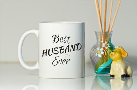 best husband ever mug birthday gift for