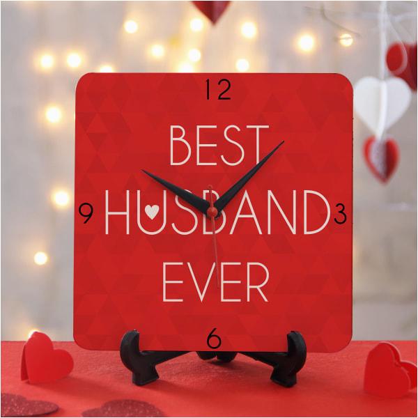 p best husband clock 60859
