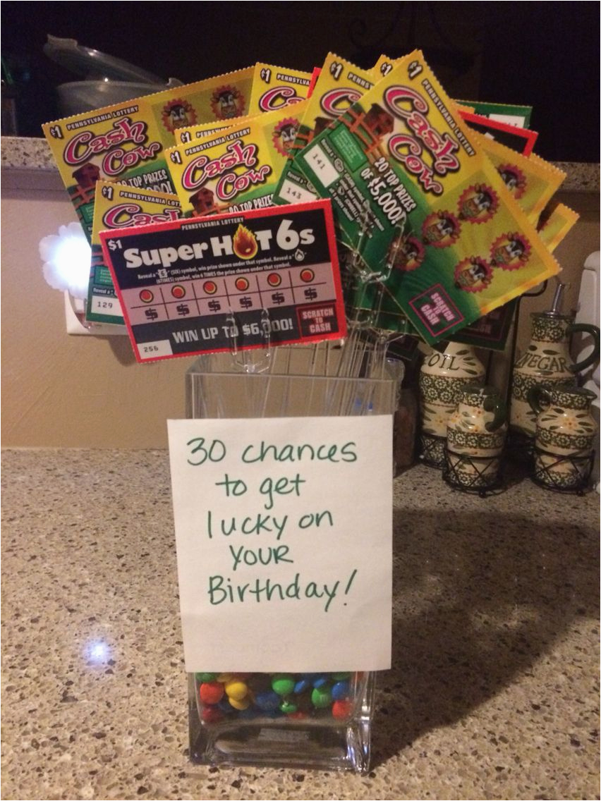 Birthday Gifts for Mens 30th 30th Birthday for the Husband Gift Ideas Surprise 30th