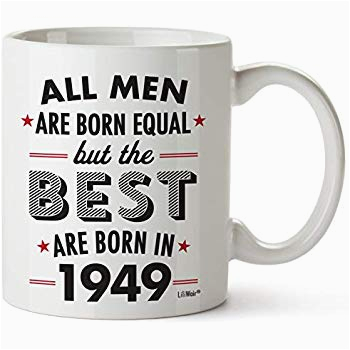 Birthday Gifts for Mens 70th Amazon Com 70th Birthday Gag Gifts for Men Funny Mugs