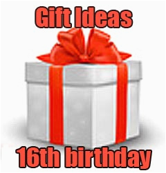what are some birthday gift ideas for 16