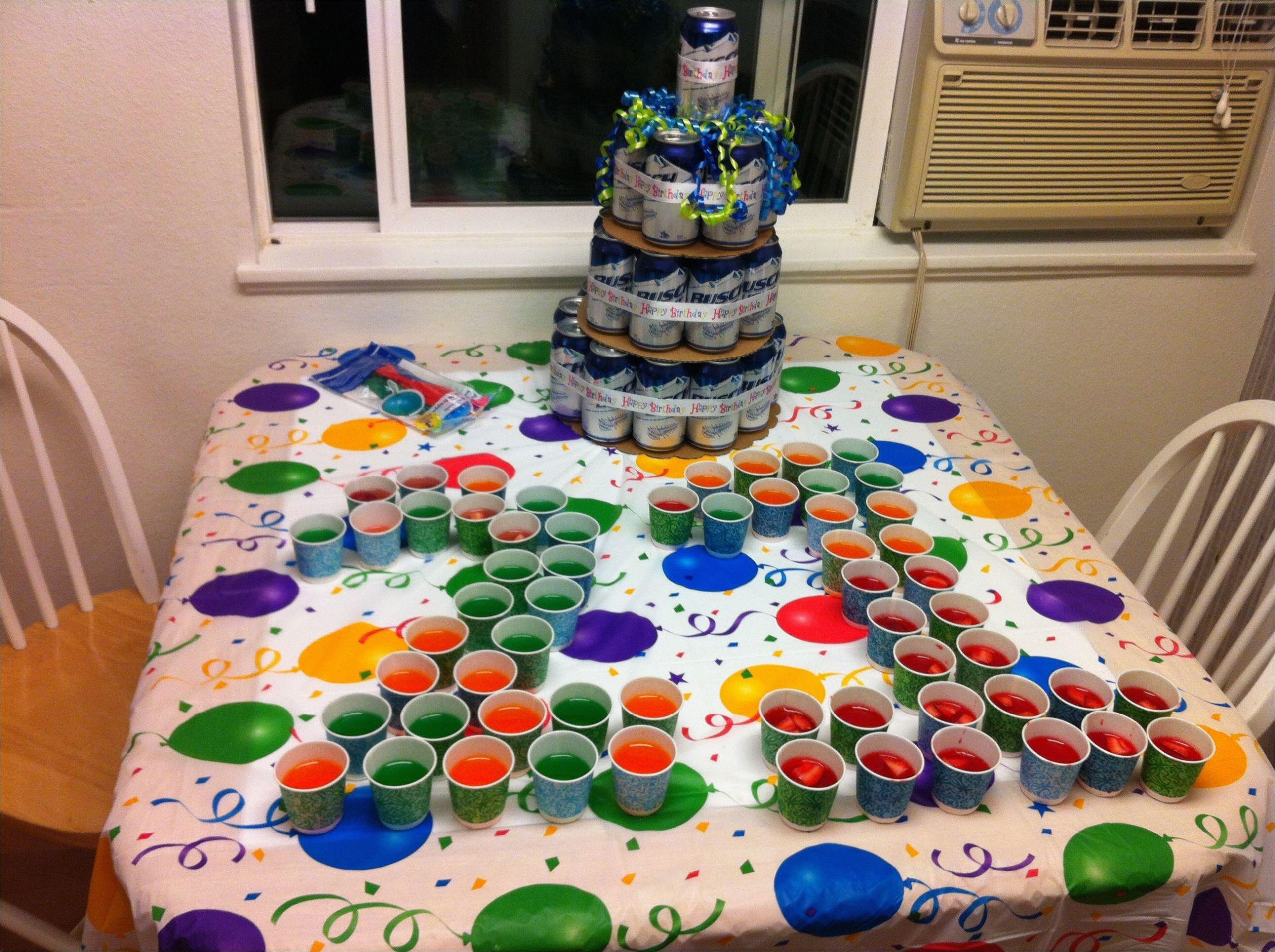 Birthday Ideas for Boyfriend 19th What I Did Made for My Boyfriends 21st Birthday
