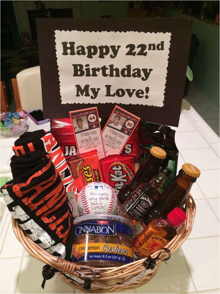 gift basket ideas for my boyfriend