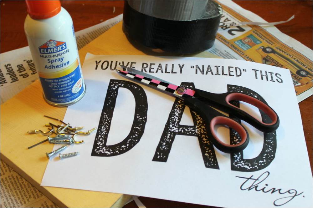 best birthday gifts for dad from daughter diy