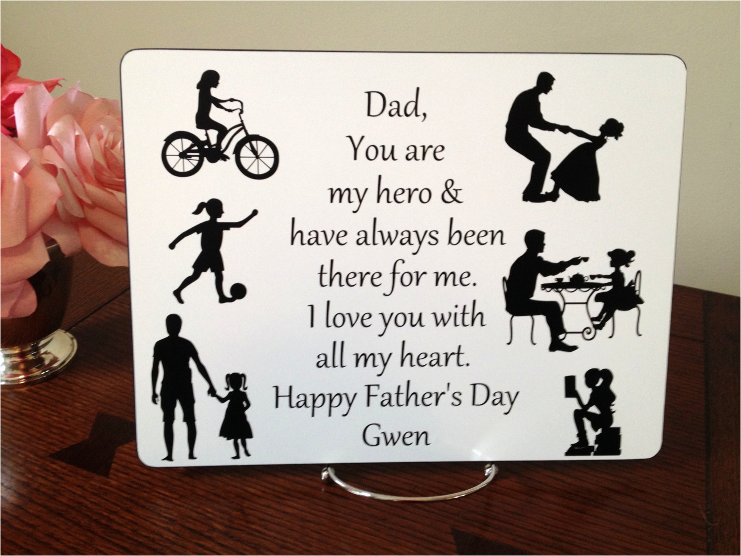 gifts for dad from daughter fathers day
