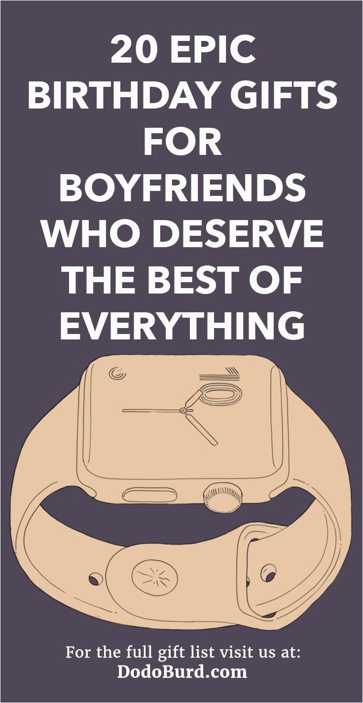 Birthday Present for Tech Boyfriend 20 Epic Birthday Gifts for Boyfriends who Deserve the Best