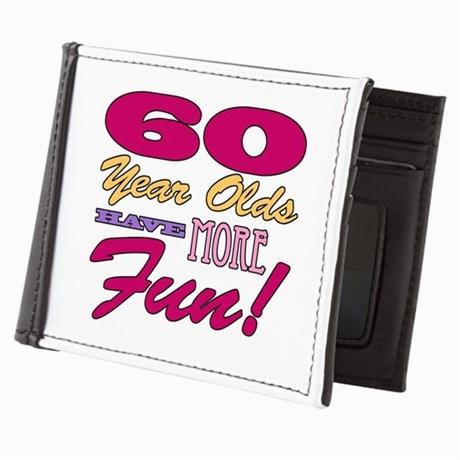 fun 60th birthday gifts mens wallet 765589729