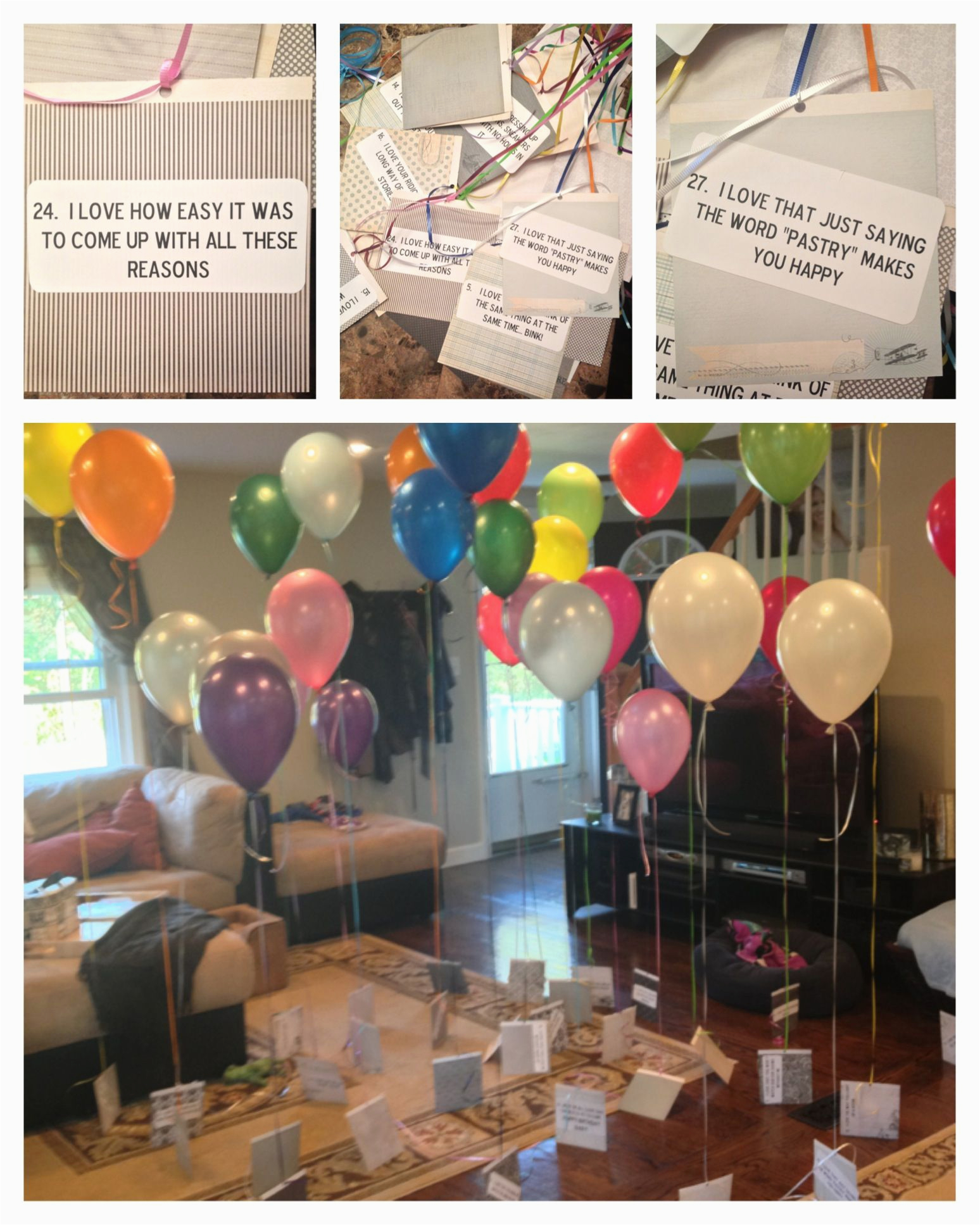 28 reasons gift for my husbands birthday