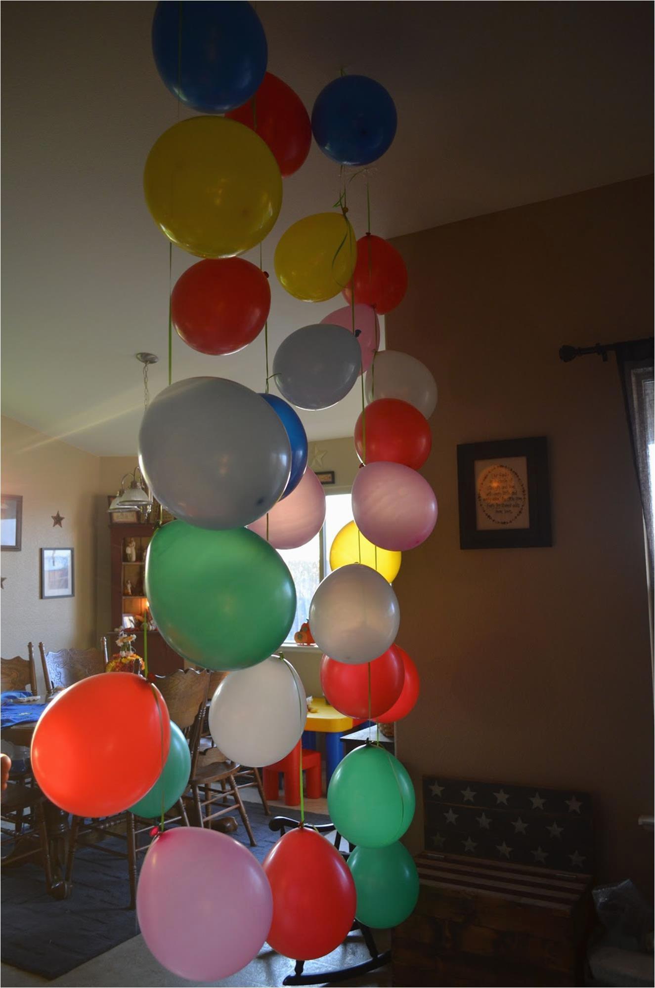 decorating ideas birthday surprise 27