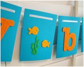 Blue and orange Happy Birthday Banner Items Similar to Happy Birthday Banner Garland orange and