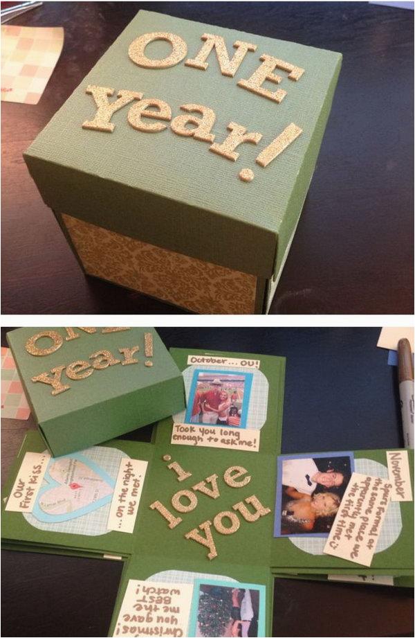 diy gifts for boyfriend