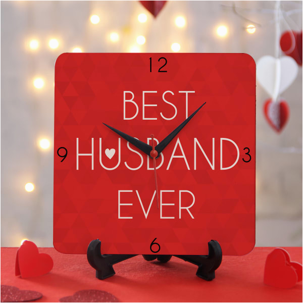 p best husband clock 60859