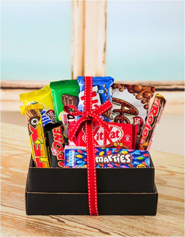 gift box chocolates