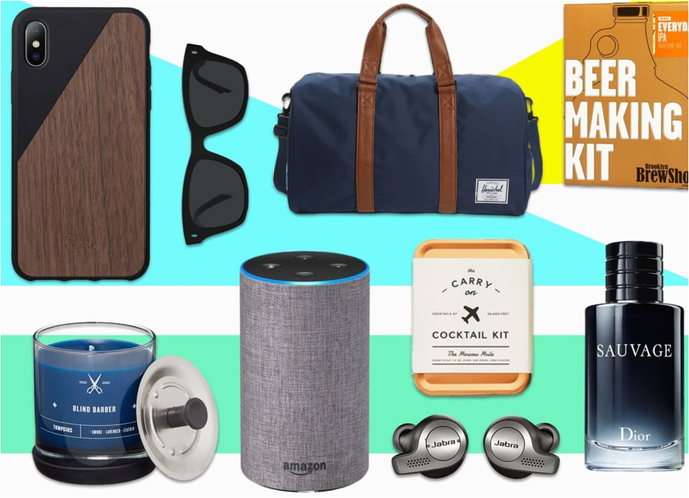 Cool Birthday Gift Ideas for Him 2018 Christmas Gifts for Husband Boyfriend or Regular Him