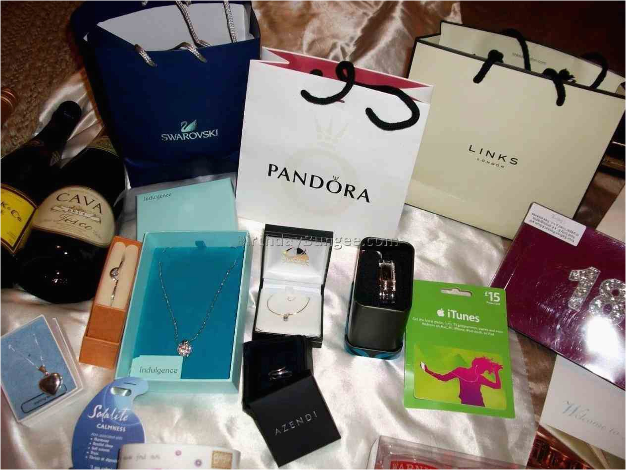 what to give your boyfriend for his 18 birthday