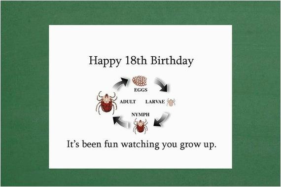 18th birthday card happy 18th birthday