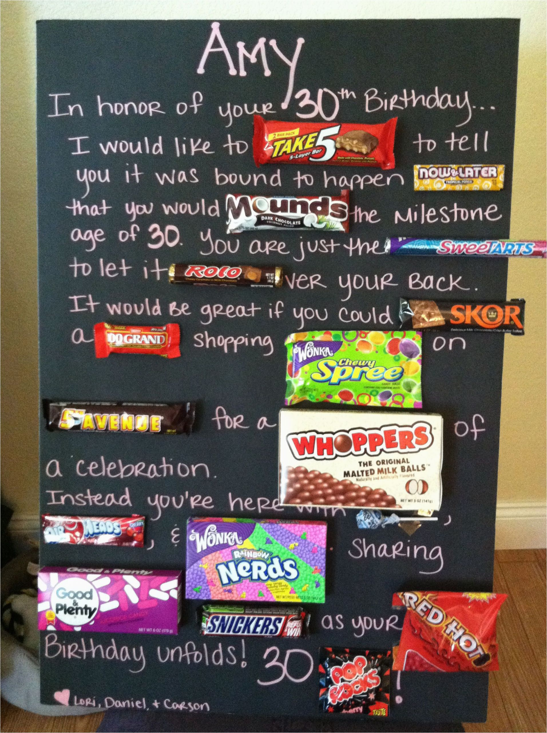Funny 30th Birthday Party Ideas for Him 30th Birthday Idea Parrrrrty 30th Birthday Gifts