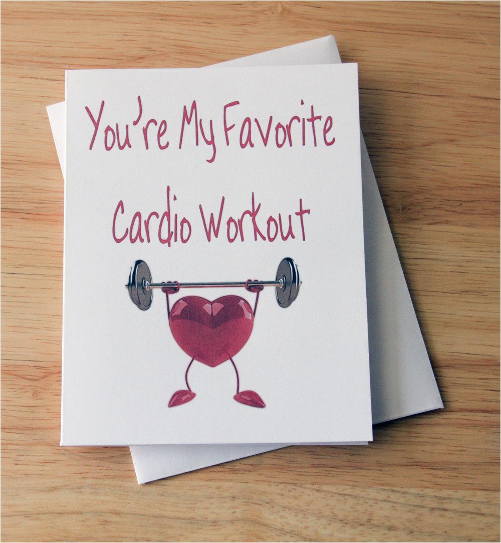 cardio workout boyfriend gift birthday