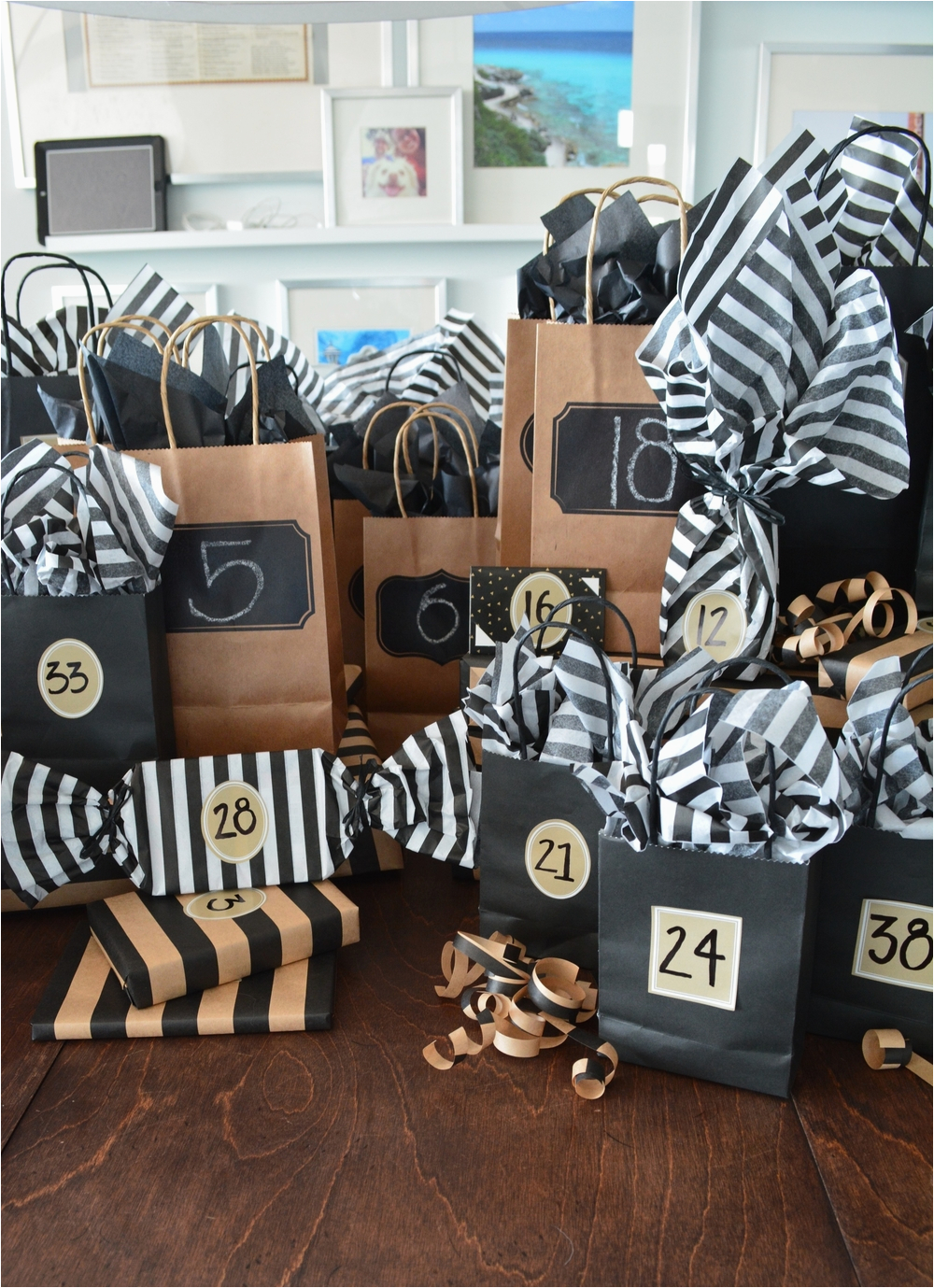 40 presents for the 40th birthday girl