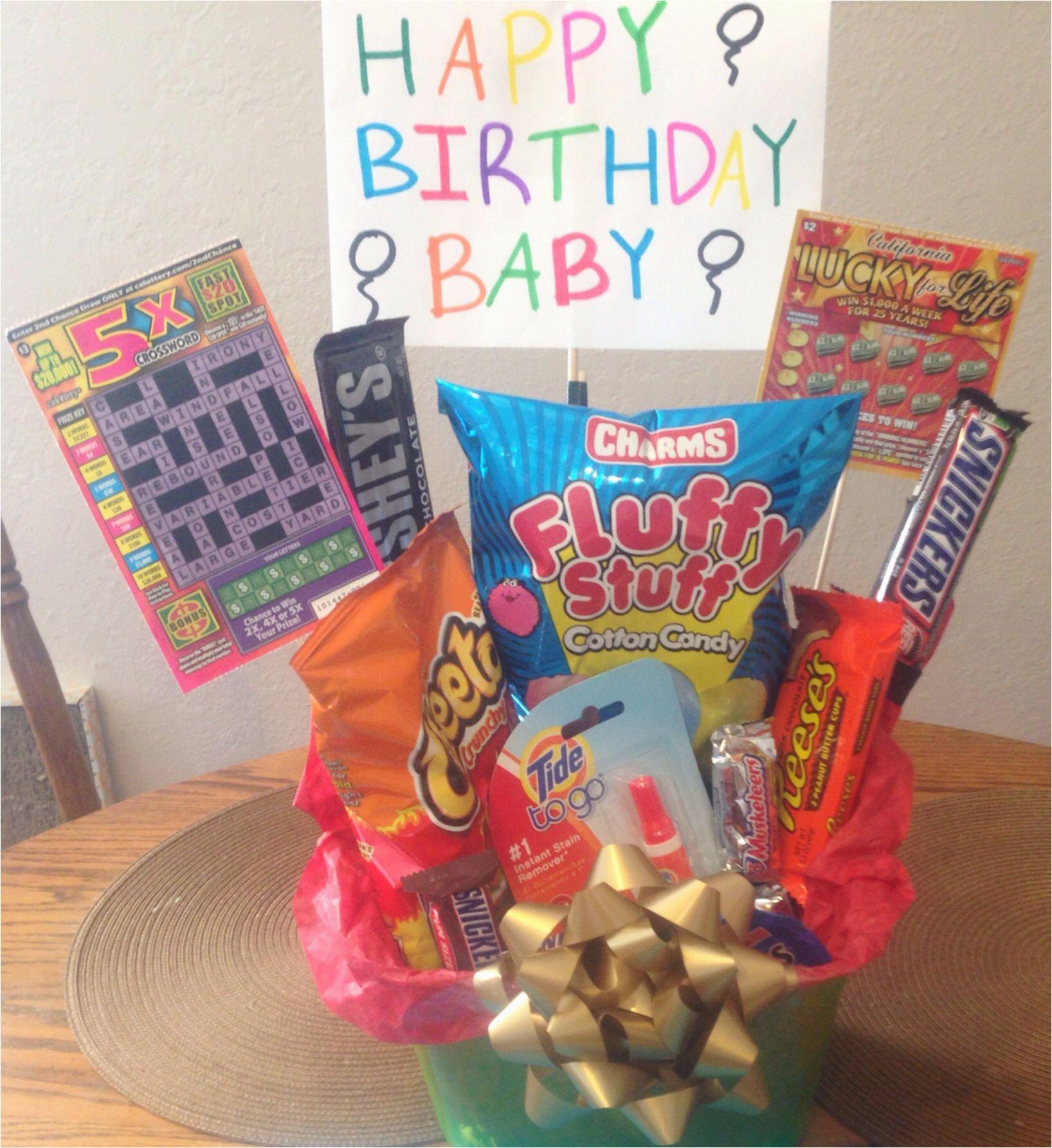 gift ideas for boyfriend birthday 21