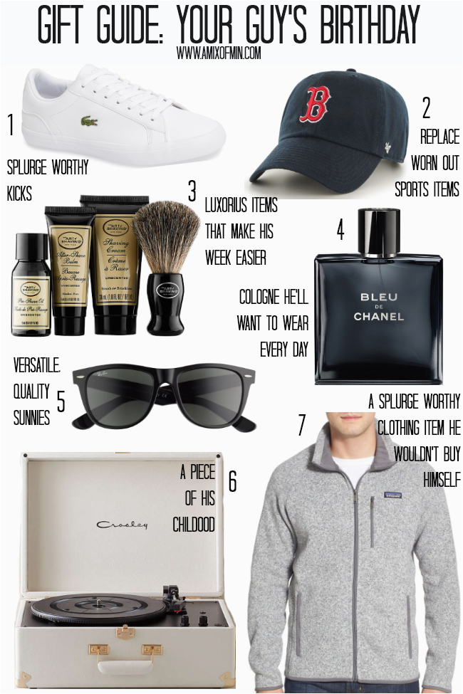gift guide your guys birthday