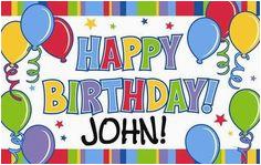 Happy 17th Birthday Banners Pin by Kaneta Johnson On Birthday Happy Birthday Mike