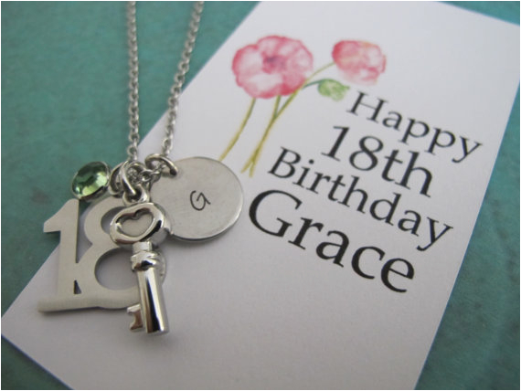 gift for daughter on her 18th birthday
