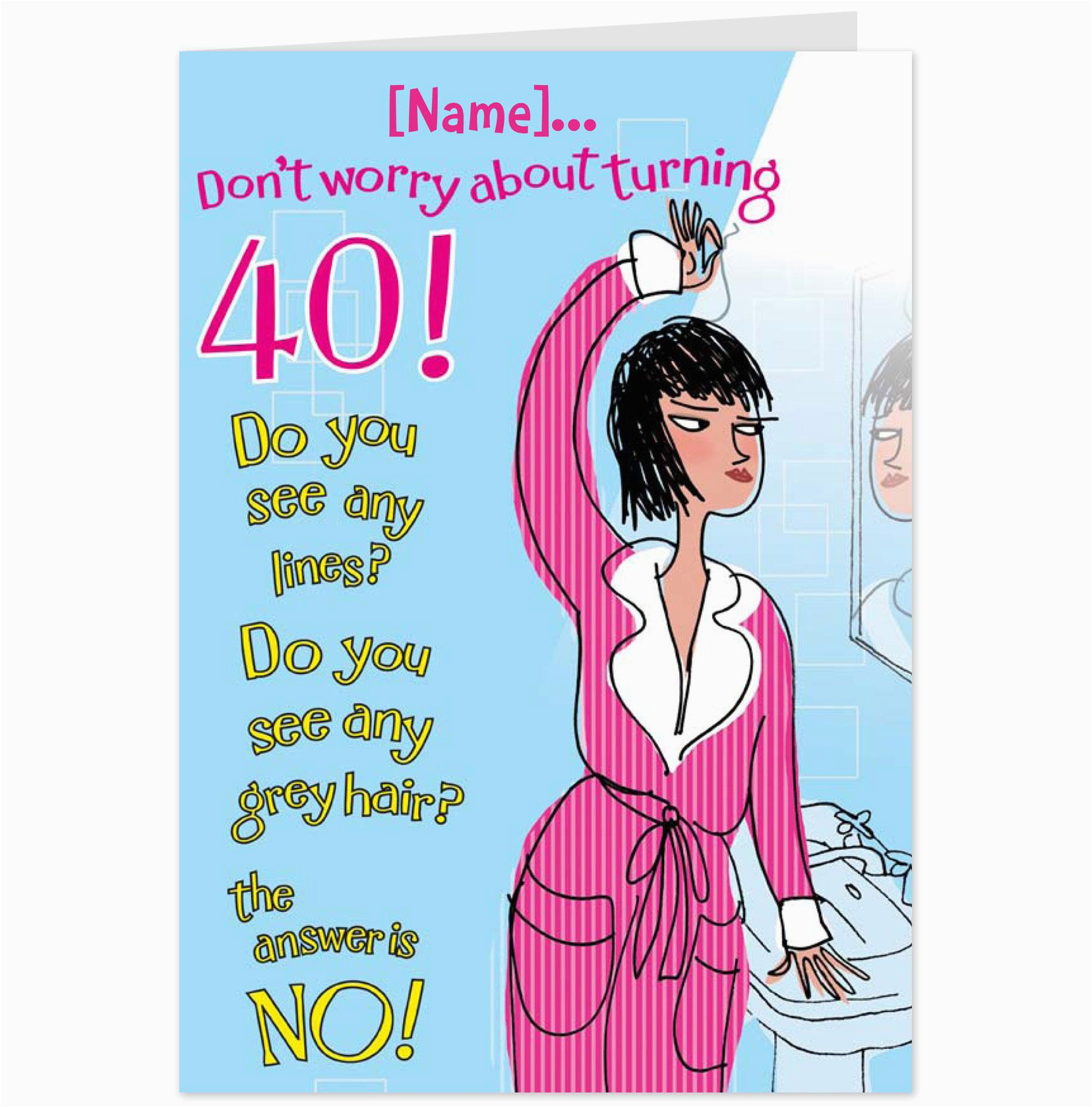 funny 40th birthday quotes for friends