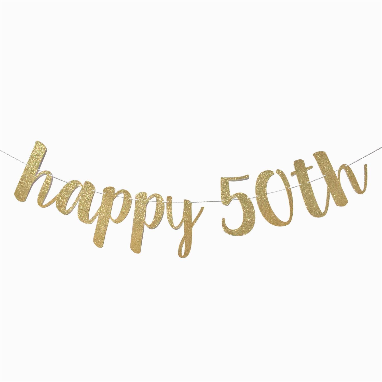 50th birthday decorations 50th birthday