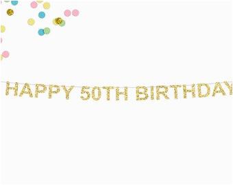 search q happy 50th birthday