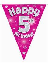 5th birthday party supplies d01351