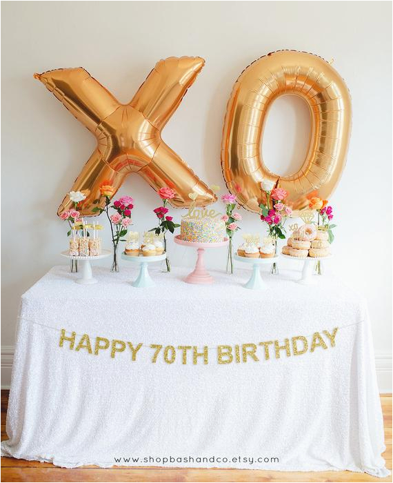 Happy 70th Birthday Banner Images Happy 70th Birthday Banner Glitter Birthday Banner