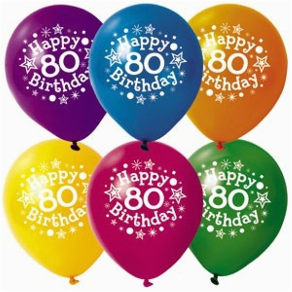 30 pictures for 80th birthday