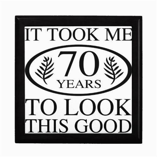 70th birthday parties