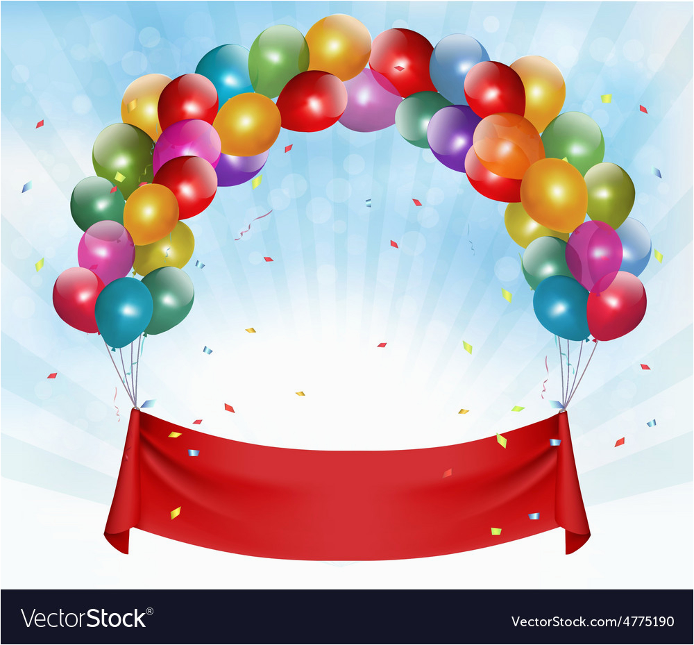 Happy Birthday Banner Background Hd Download Happy Birthday Banner Background Royalty Free Vector Image