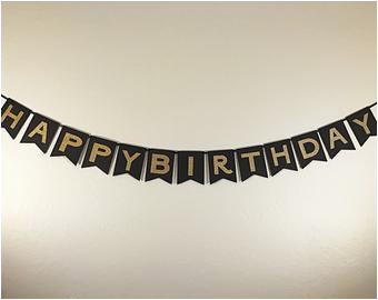 happy birthday bunting banner printable