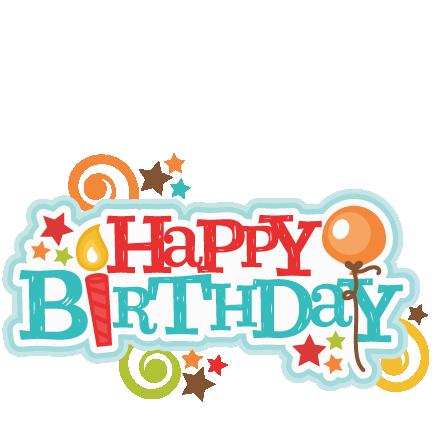 happy birthday title 2