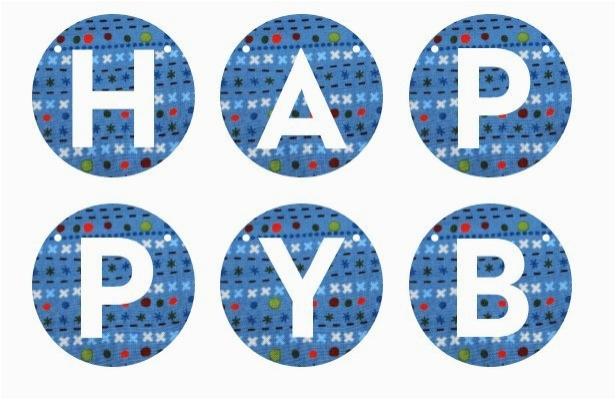 kathys free printable happy birthday banner pdf