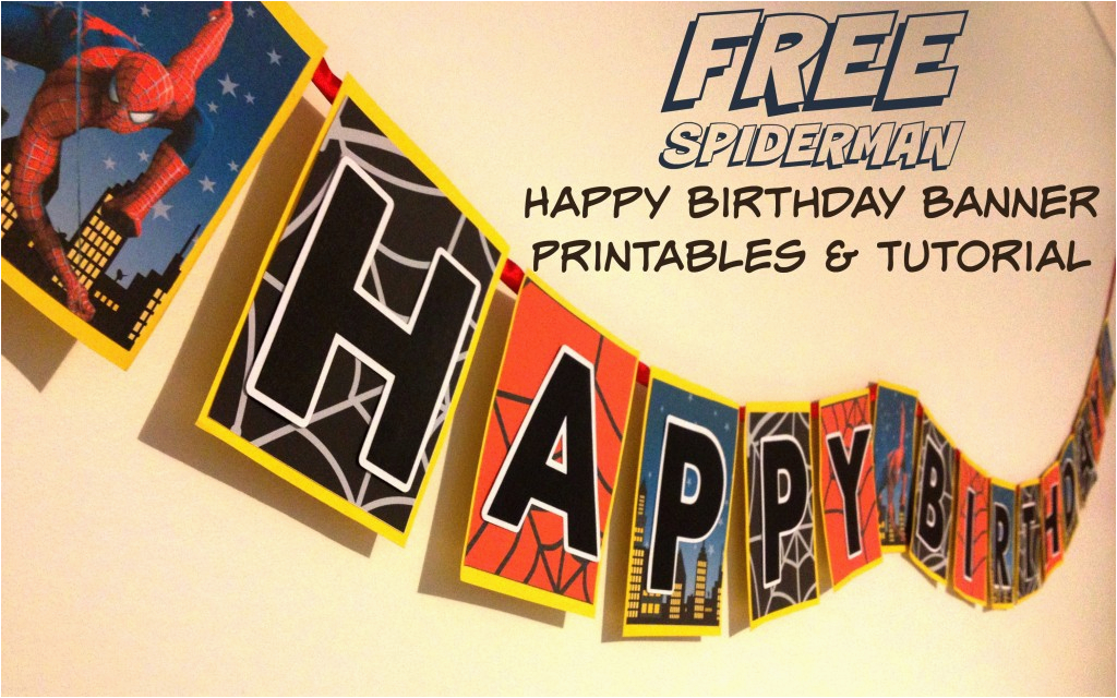 diy superhero birthday party batman spiderman captain america