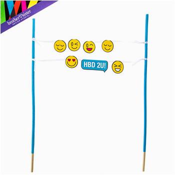 Happy Birthday Banner Hobby Lobby Hbd2u Emoji Cake Banner Hobby Lobby 1335934