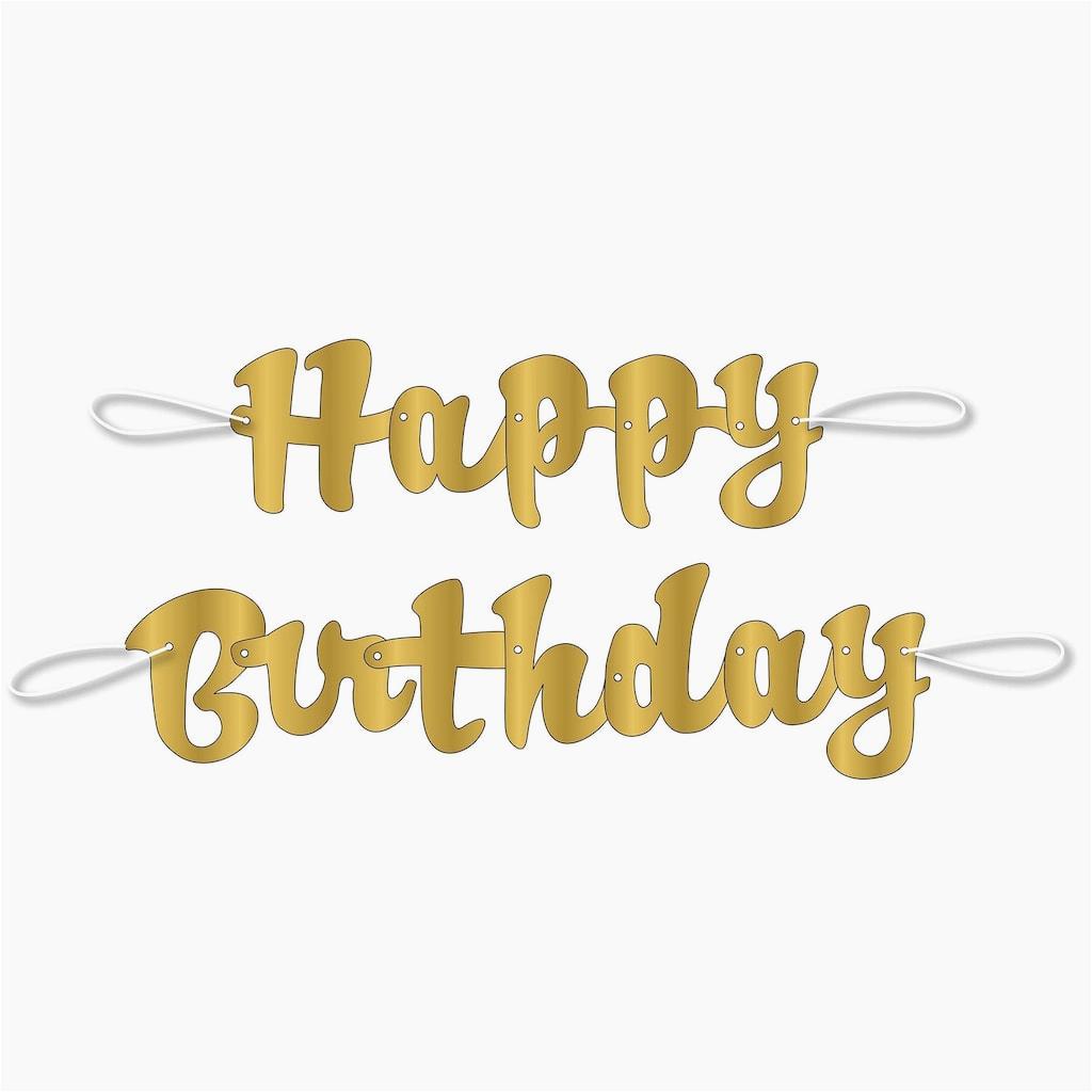 happy birthday banner michaels